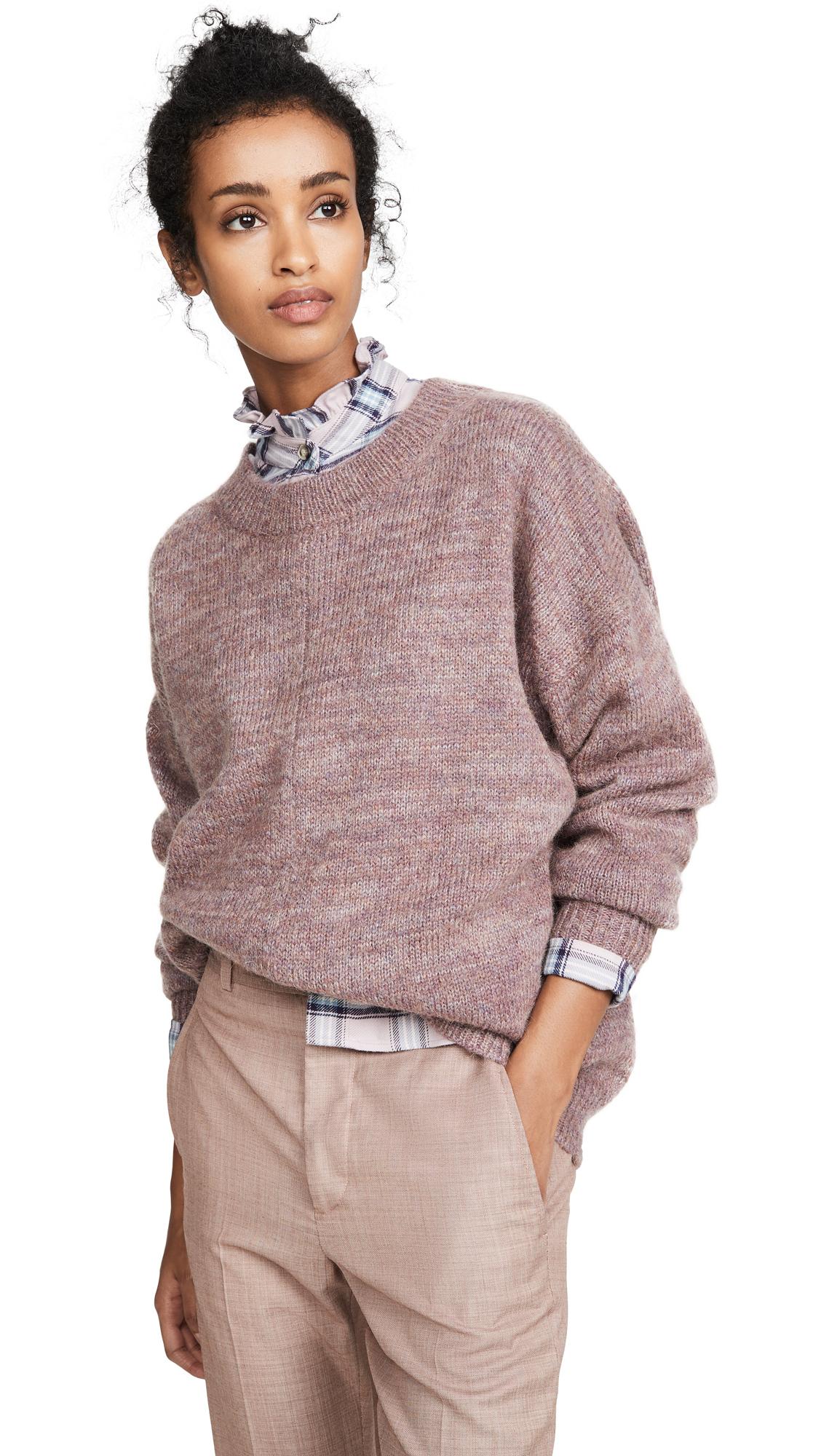 Buy Isabel Marant Etoile online - photo of Isabel Marant Etoile Mander Pullover