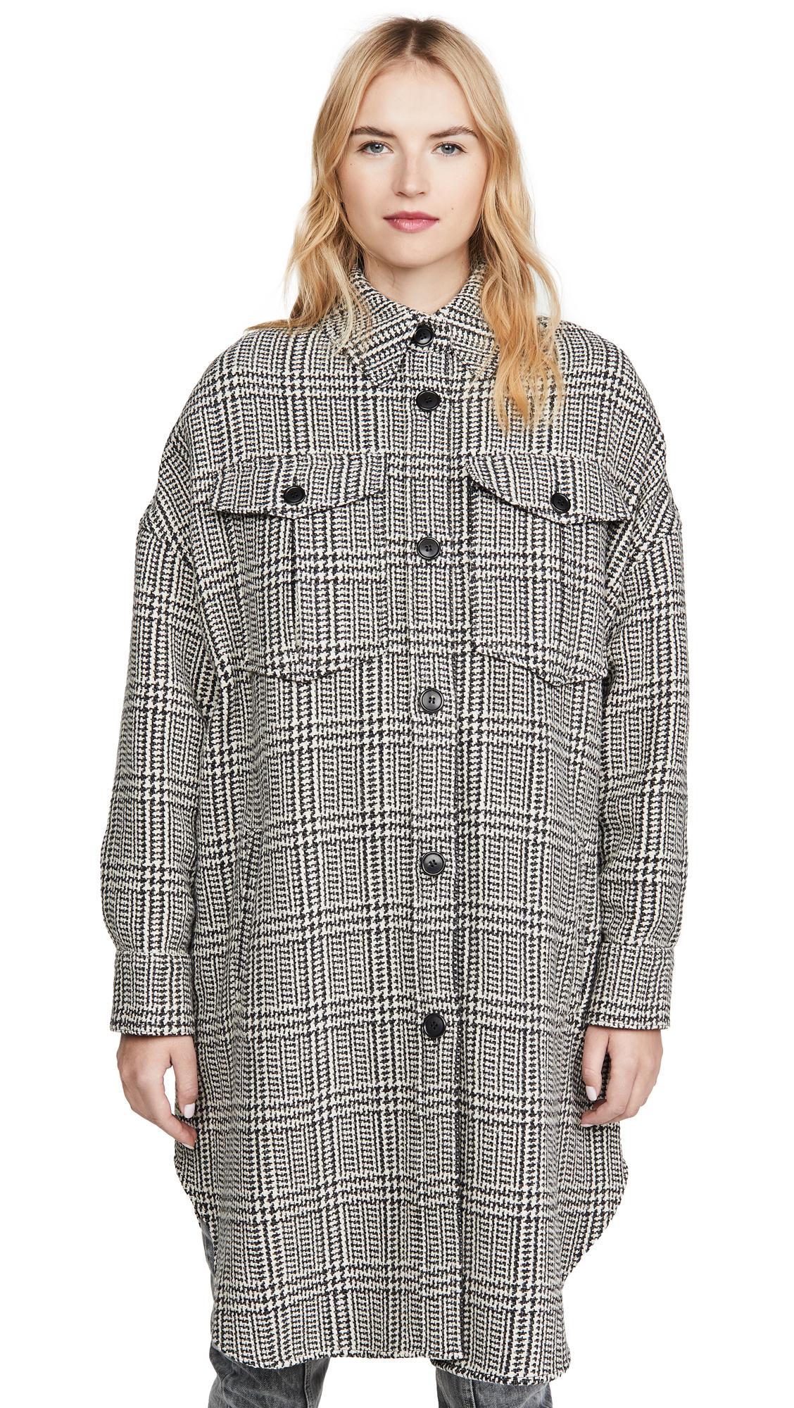 Buy Isabel Marant Etoile online - photo of Isabel Marant Etoile Obira Jacket
