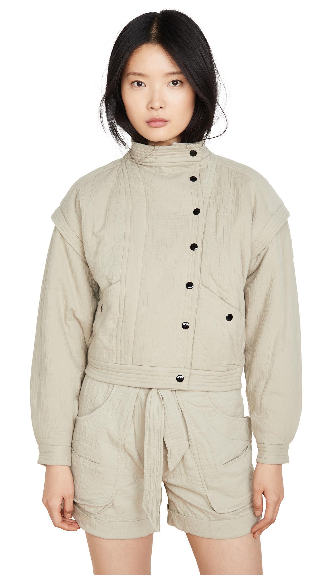 Buy Isabel Marant Etoile Boston Jacket online beautiful Isabel Marant Etoile Jackets, Coats, Coats