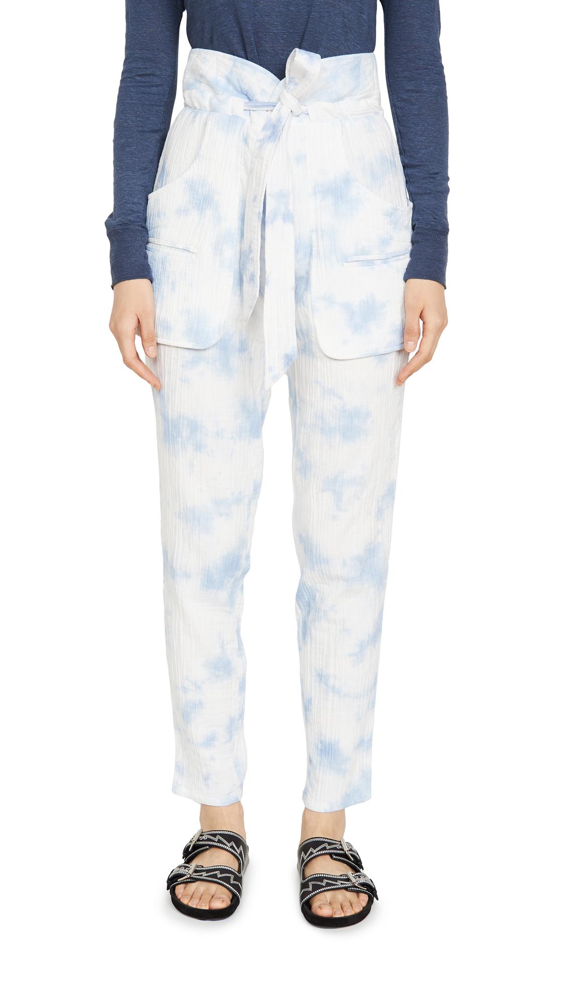 Buy Isabel Marant Etoile online - photo of Isabel Marant Etoile Bessie Pants