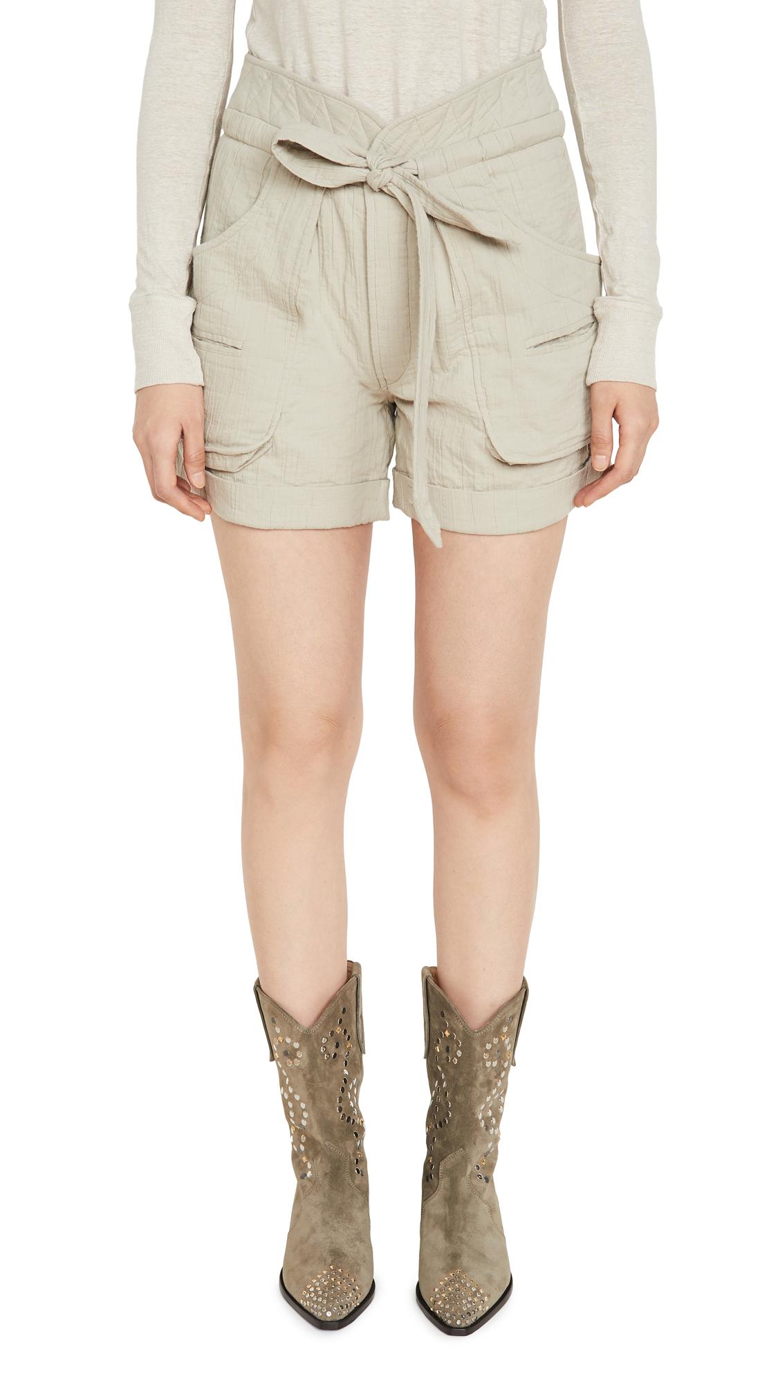 Buy Isabel Marant Etoile online - photo of Isabel Marant Etoile Belize Shorts