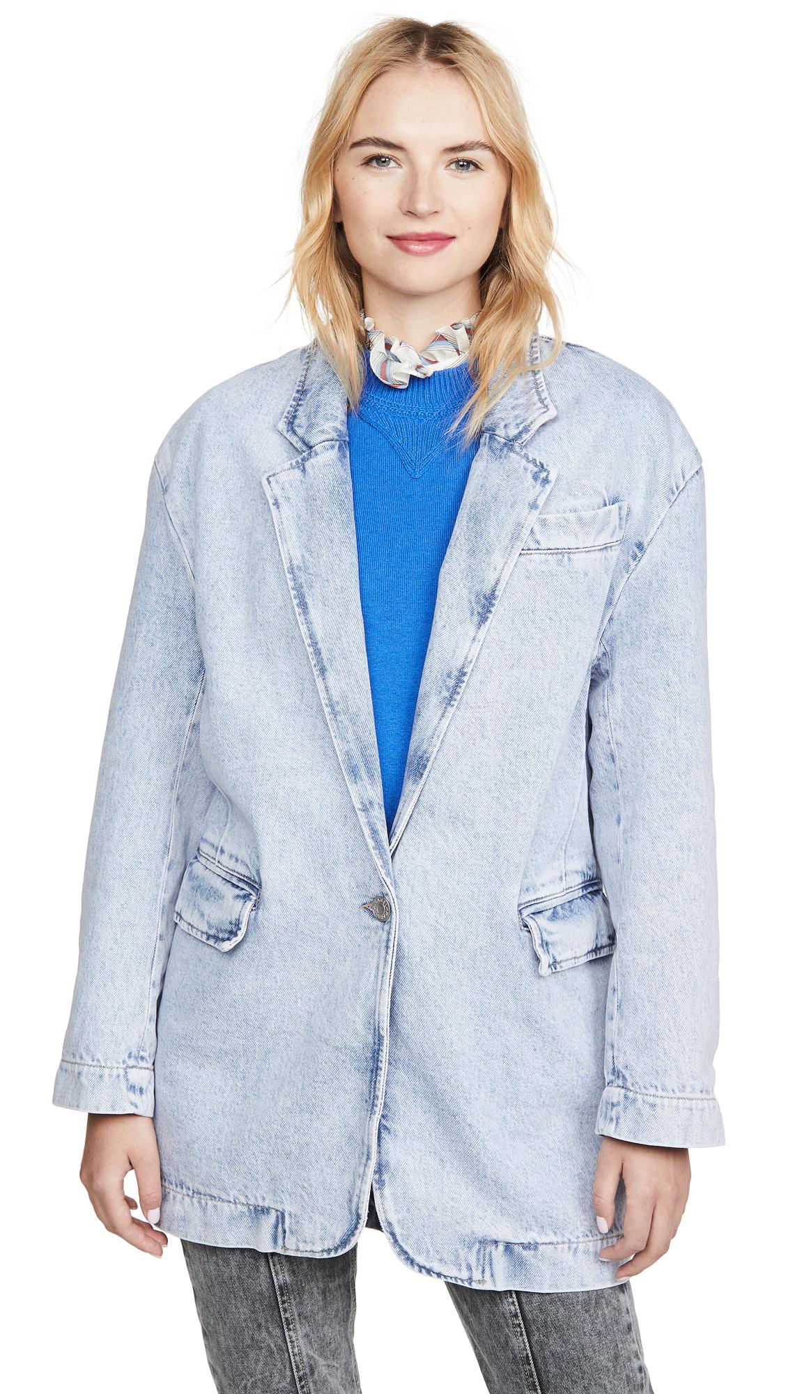 Buy Isabel Marant Etoile online - photo of Isabel Marant Etoile Holly Jacket