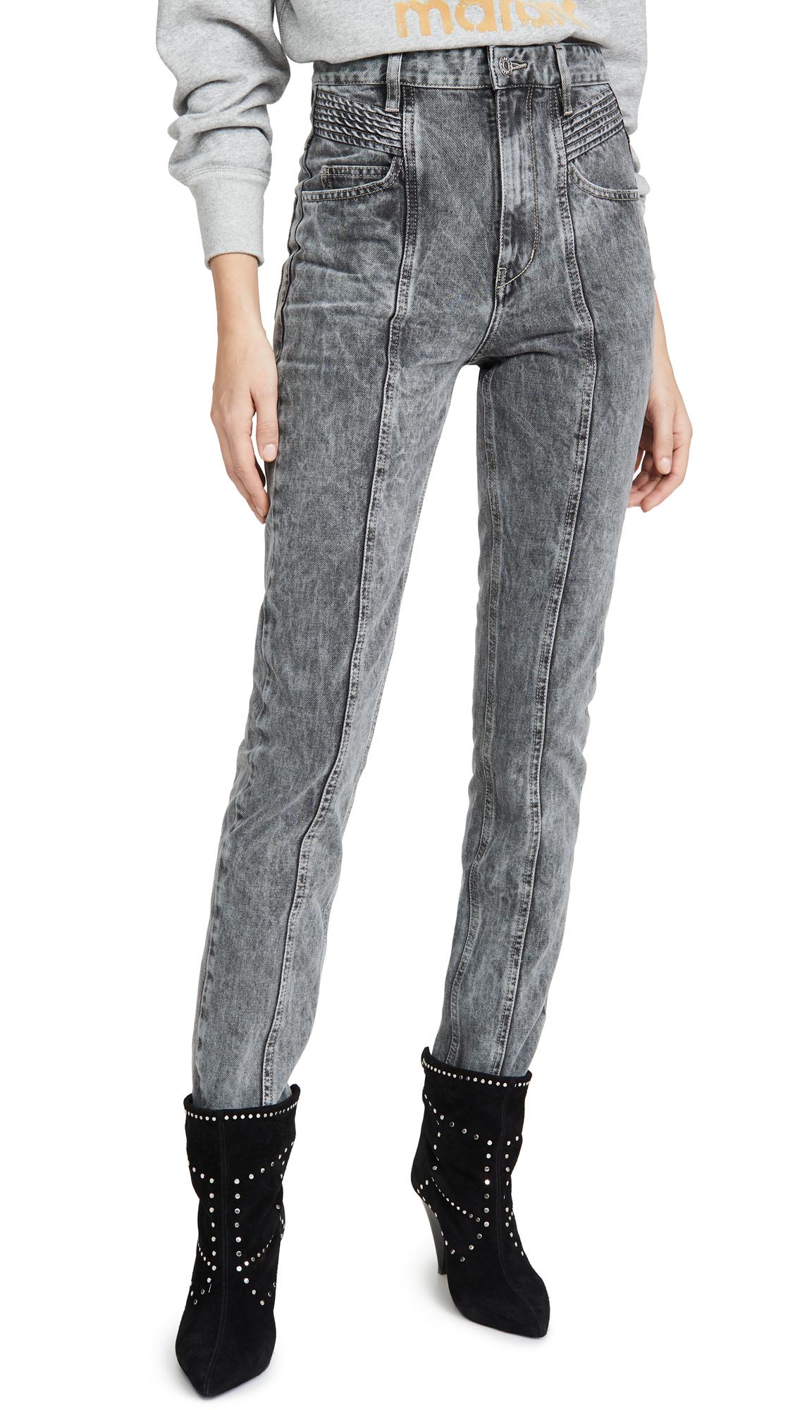 Buy Isabel Marant Etoile online - photo of Isabel Marant Etoile Hominy Pants