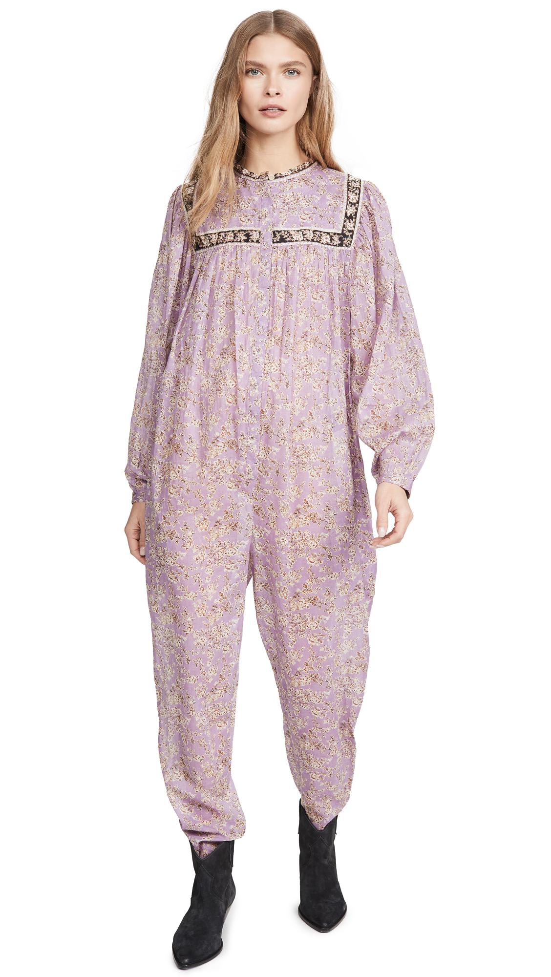 Buy Isabel Marant Etoile online - photo of Isabel Marant Etoile Vasco Jumpsuit