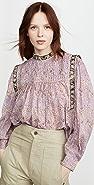 Isabel Marant Etoile Vega 女式衬衫