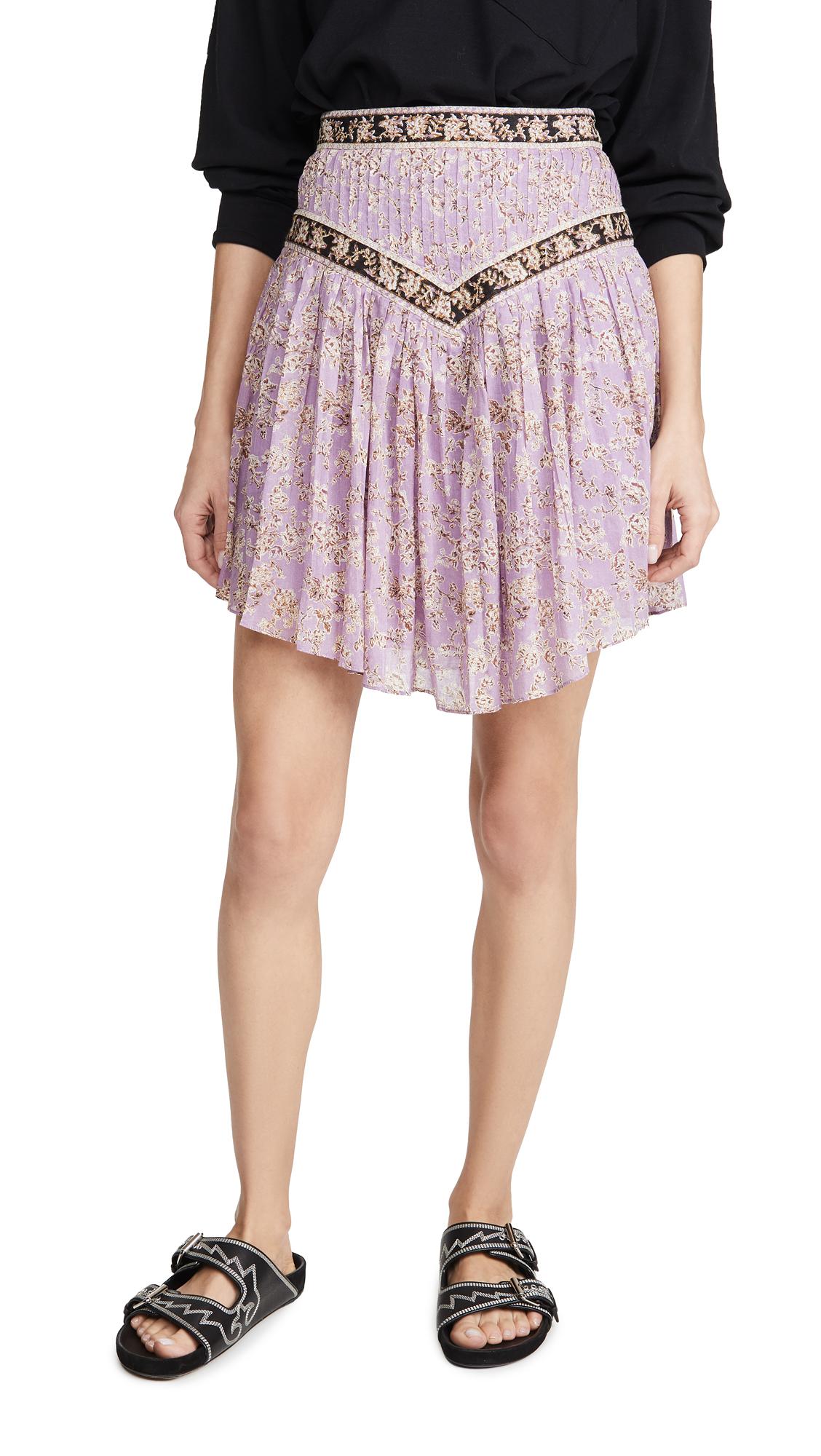 Buy Isabel Marant Etoile online - photo of Isabel Marant Etoile Valerie Skirt