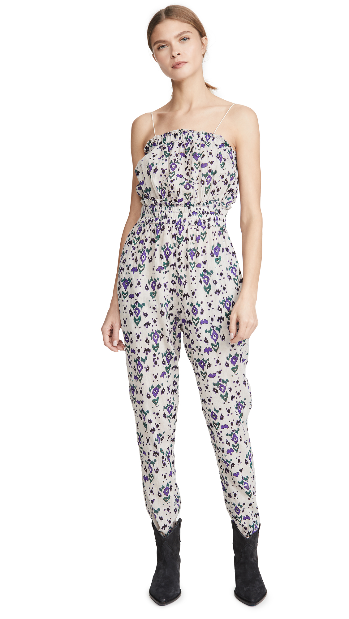 Buy Isabel Marant Etoile online - photo of Isabel Marant Etoile Timea Jumpsuit
