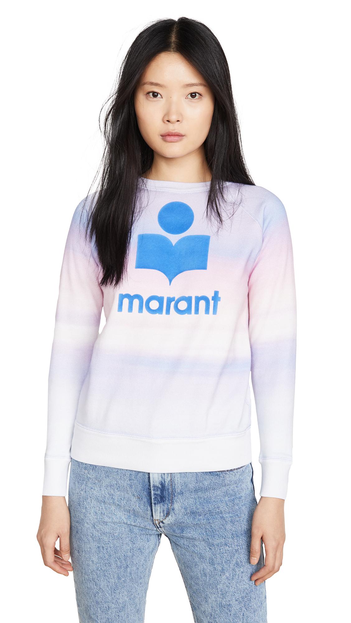 Buy Isabel Marant Etoile online - photo of Isabel Marant Etoile Milly Sweatshirt