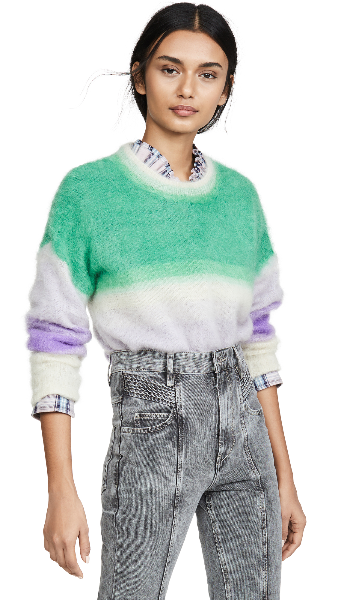 Etoile Isabel Marant Tops DRUSSELL MOHAIR PULL OVER