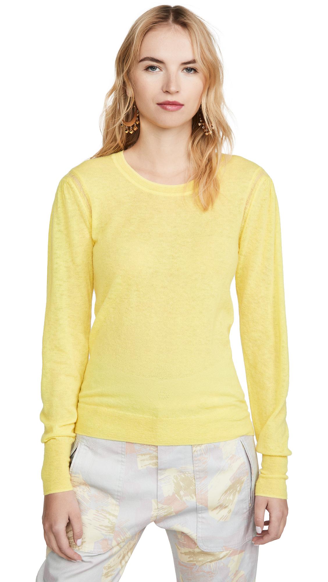 Buy Isabel Marant Etoile online - photo of Isabel Marant Etoile Fania Sweater