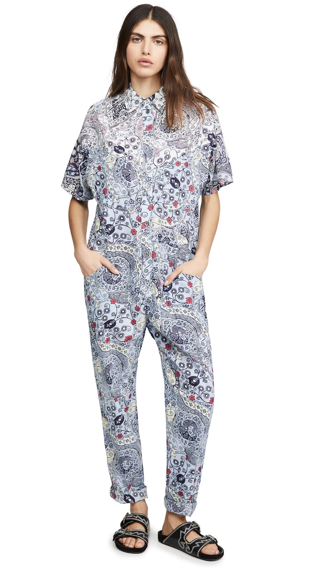Buy Isabel Marant Etoile online - photo of Isabel Marant Etoile Udena Jumpsuit