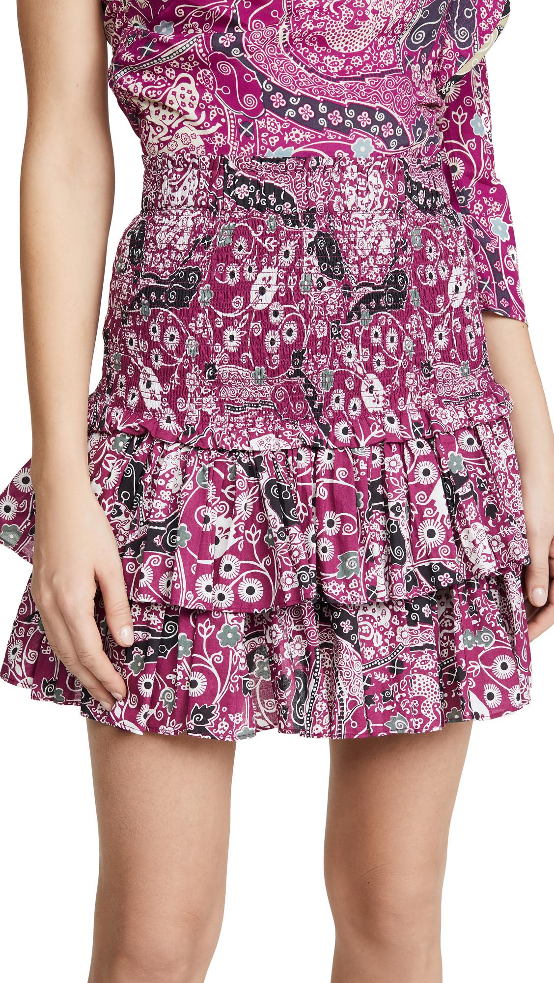 Etoile Isabel Marant Skirts NAOMI SKIRT