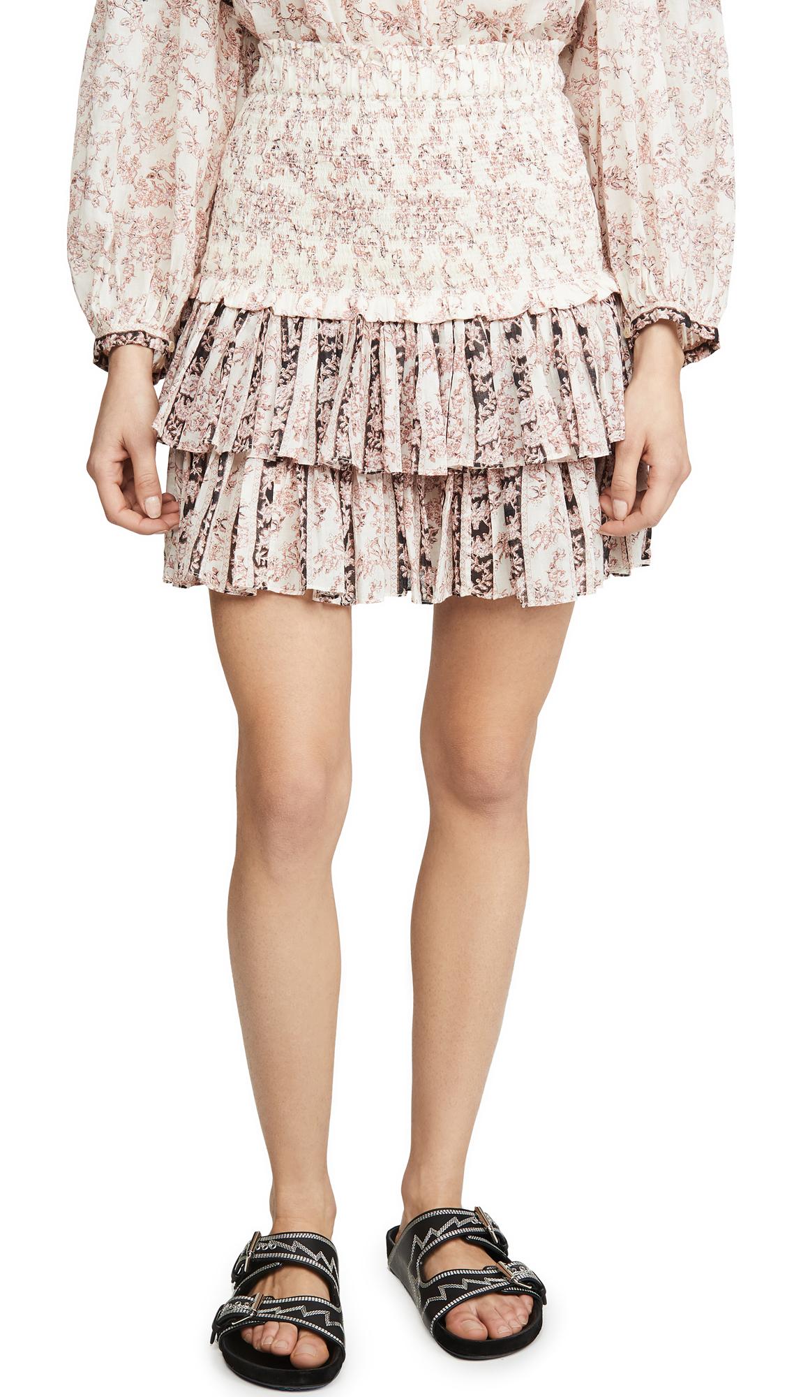 Buy Isabel Marant Etoile online - photo of Isabel Marant Etoile Naomi Skirt