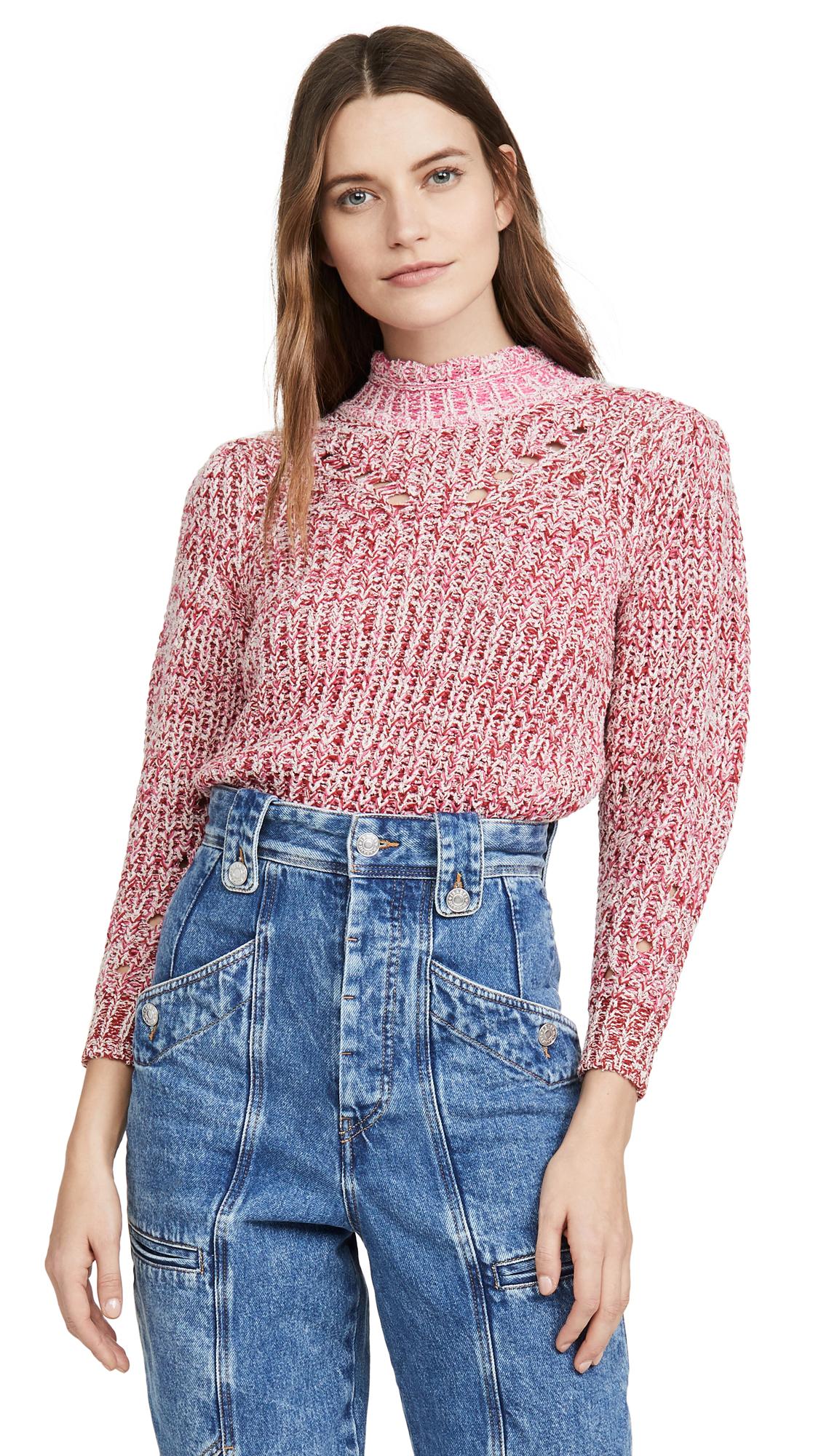 Buy Isabel Marant Etoile online - photo of Isabel Marant Etoile Lotiya Pullover