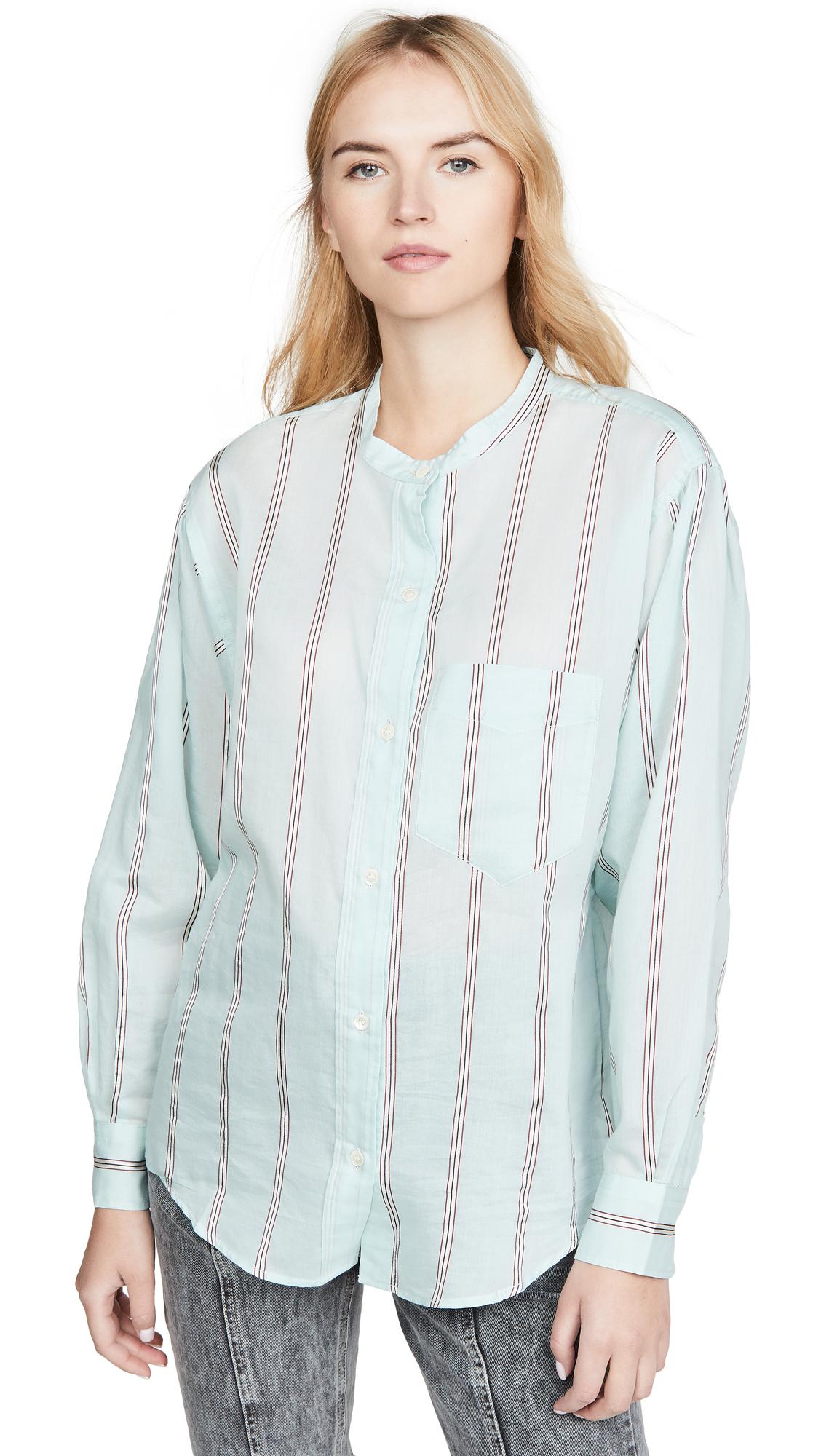 Buy Isabel Marant Etoile online - photo of Isabel Marant Etoile Satchell Blouse