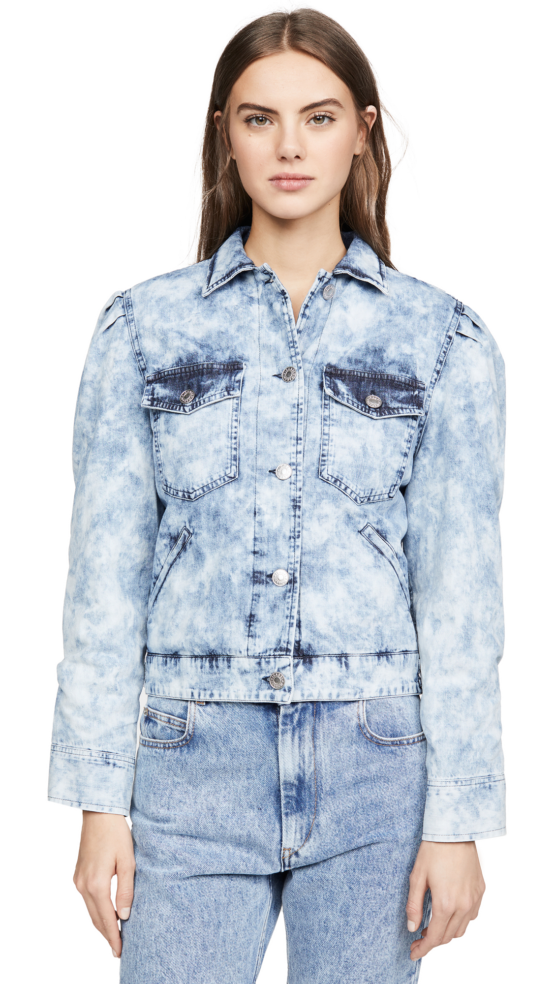 Buy Isabel Marant Etoile Iolinea Jacket online beautiful Isabel Marant Etoile Clothing, Jackets