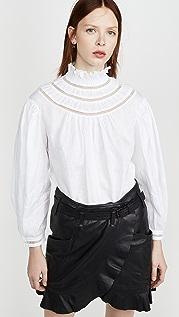 Isabel Marant Etoile Amalia 女式衬衫