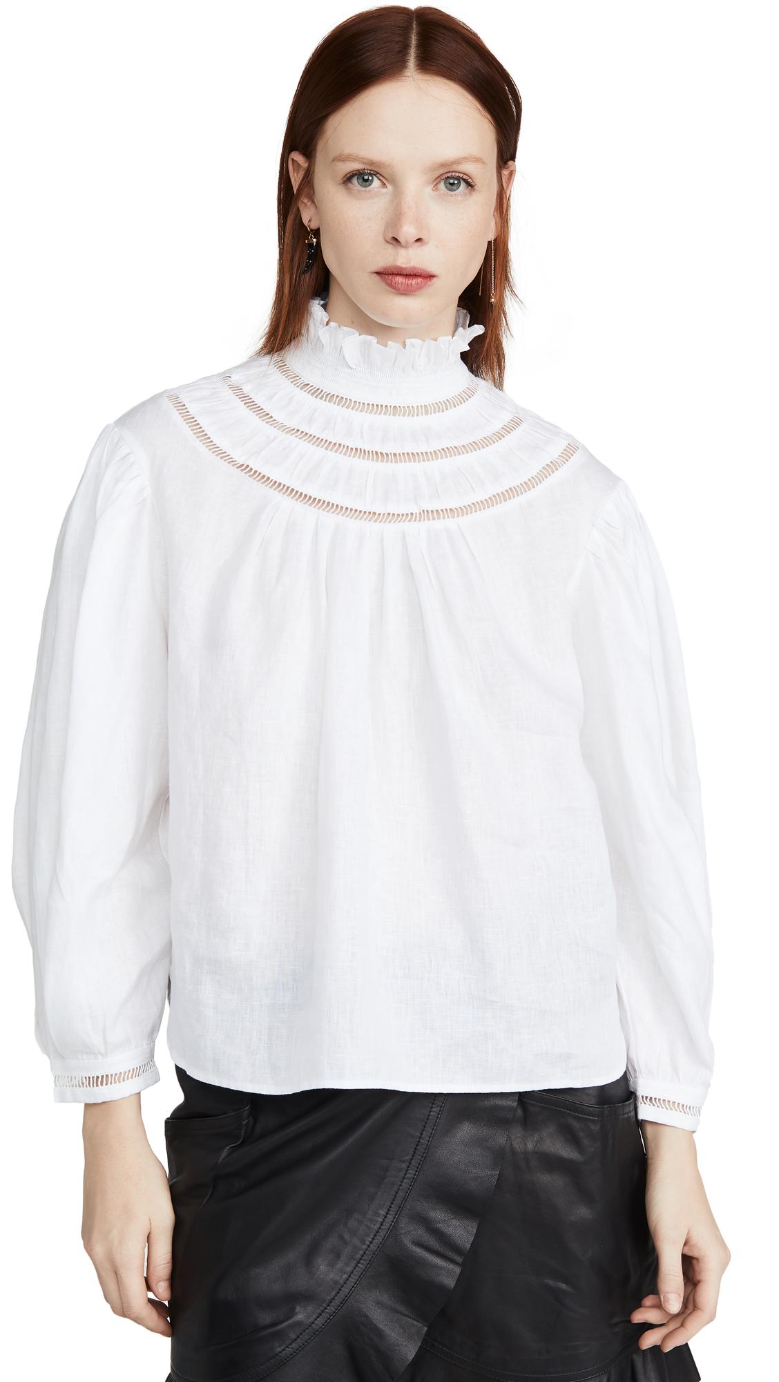 Buy Isabel Marant Etoile online - photo of Isabel Marant Etoile Amalia Blouse