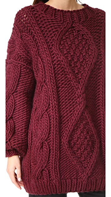 I Love Mr Mittens Angeline Sweater