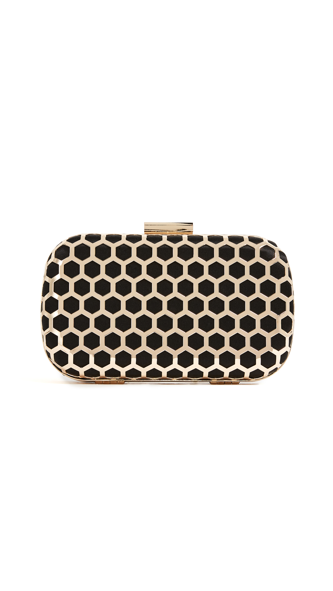 Inge Christopher Palermo Clutch - Black