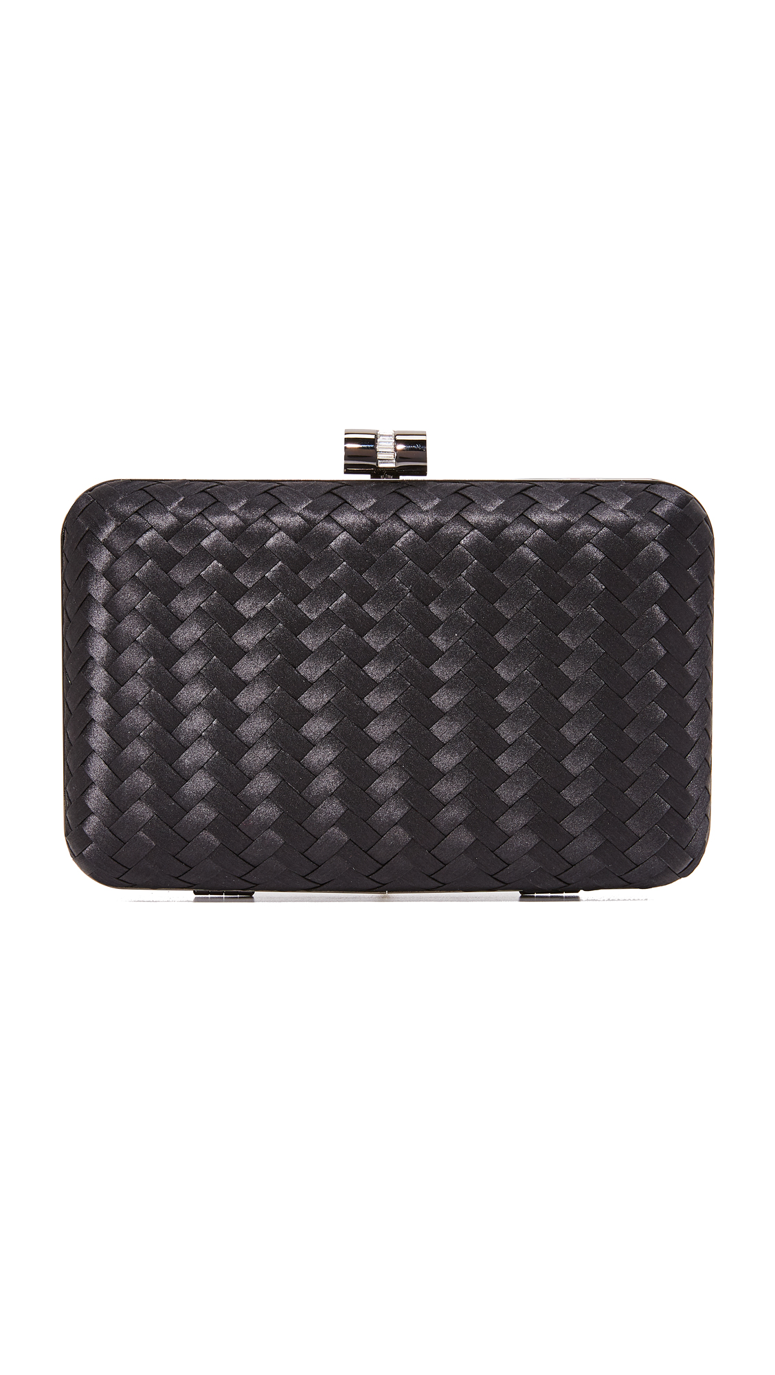 Inge Christopher Eliza Clutch - Black