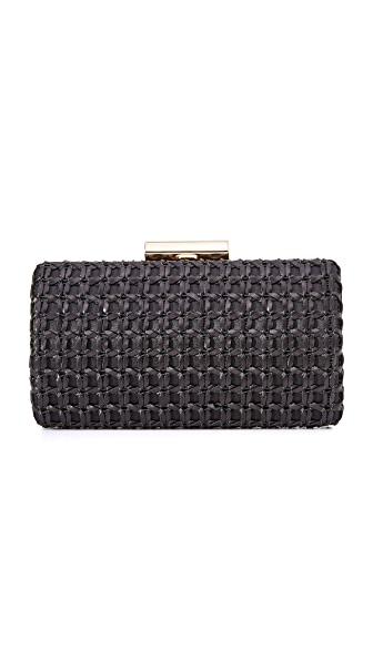 Inge Christopher Thelma Clutch - Black