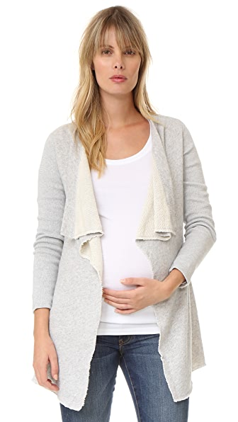 Ingrid & Isabel Drape Front Cardigan at Shopbop