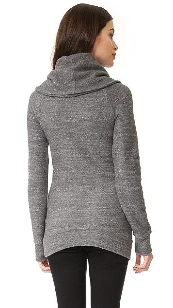 Ingrid & Isabel Cowl Neck Maternity Sweatshirt
