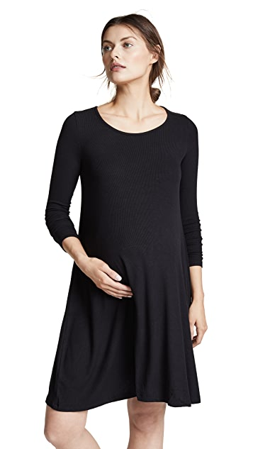 Ingrid & Isabel Trapeze Sweatshirt Dress