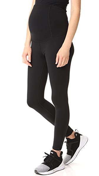 Ingrid & Isabel Active Maternity Leggings - Black