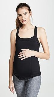 Ingrid & Isabel Спортивный топ для беременных со спиной-борцовкой