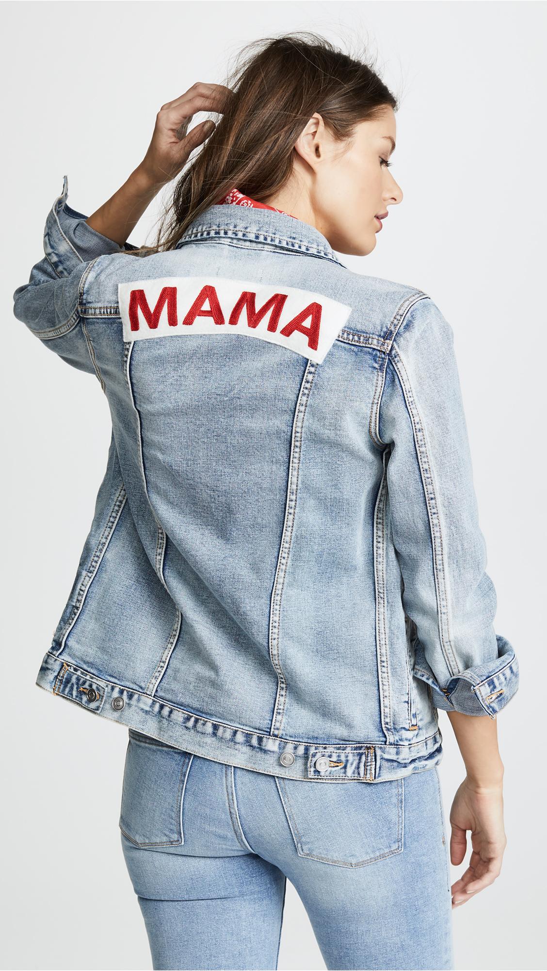 classic chic official shop wholesale dealer Ingrid & Isabel Mama Denim Jacket   SHOPBOP
