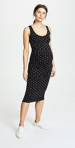 5538f1a404b Ingrid   Isabel Side Shirred Midi Dress
