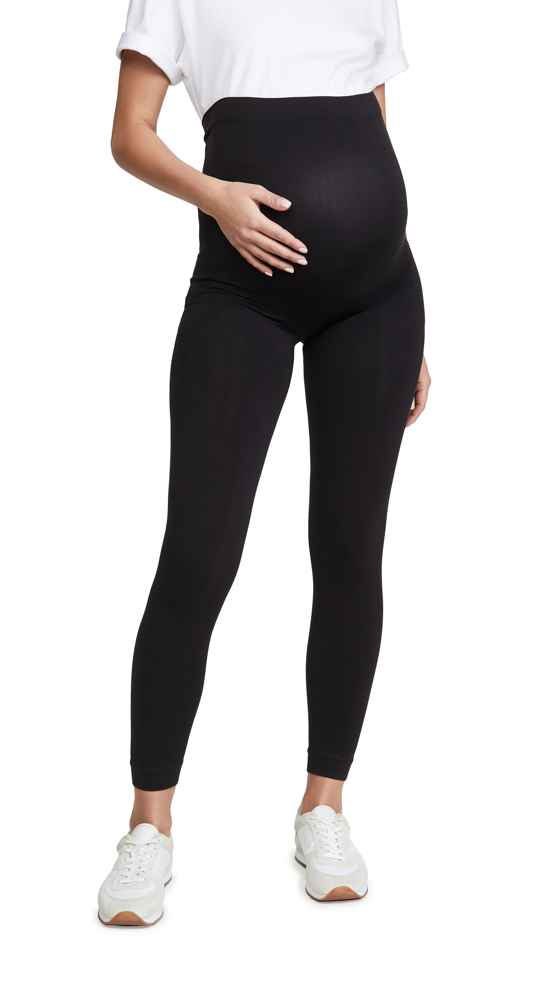 Ingrid & Isabel Seamless Belly Leggings