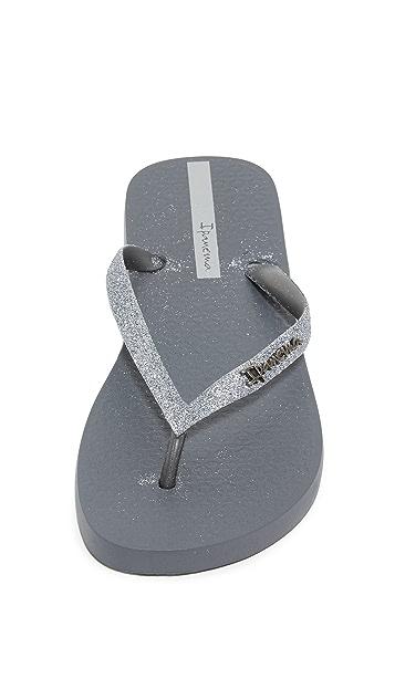 Ipanema Glitter II Flip Flops