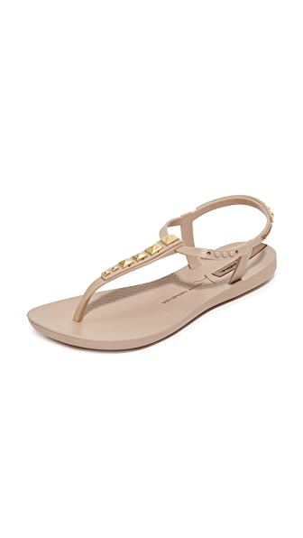 Ipanema Premium Lenny Rocker Sandals - Beige