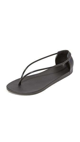 Philippe Starck Thing N Sandals, Black