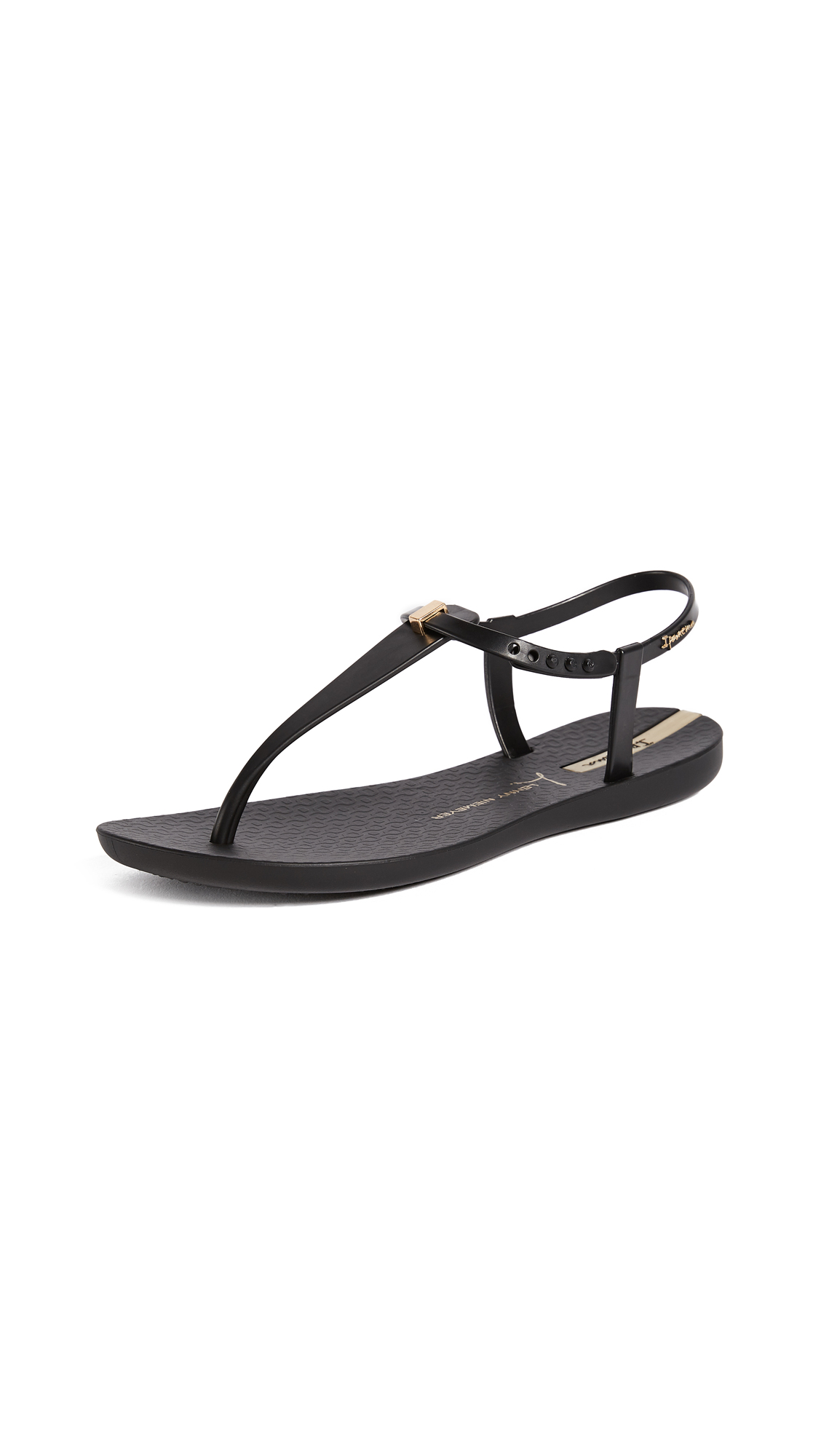 Ipanema Lenny Desire Sandals - Black