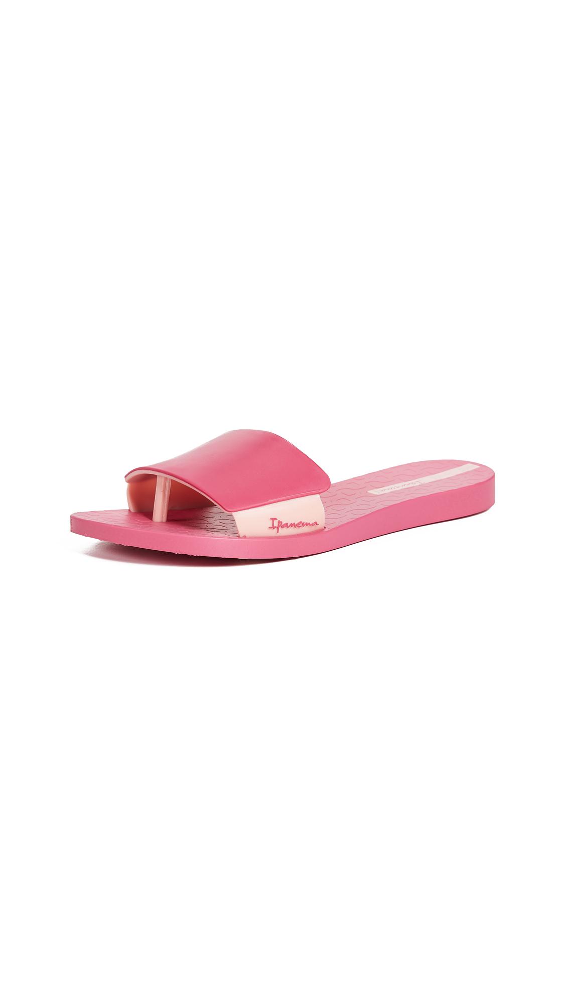 Ipanema Livia Slides - Pink