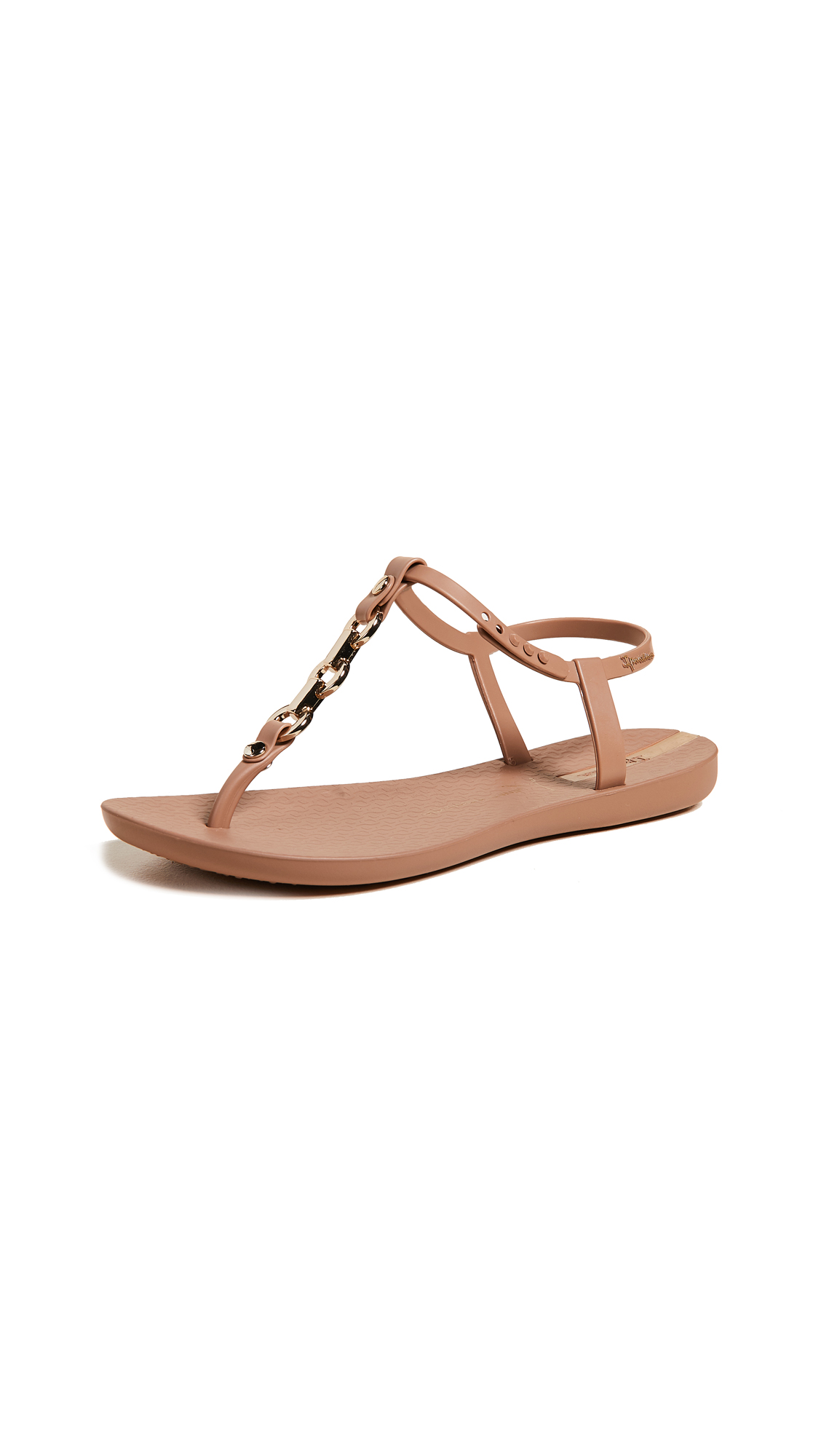 Ipanema Lenny Unity T-Srap Sandals - Brown