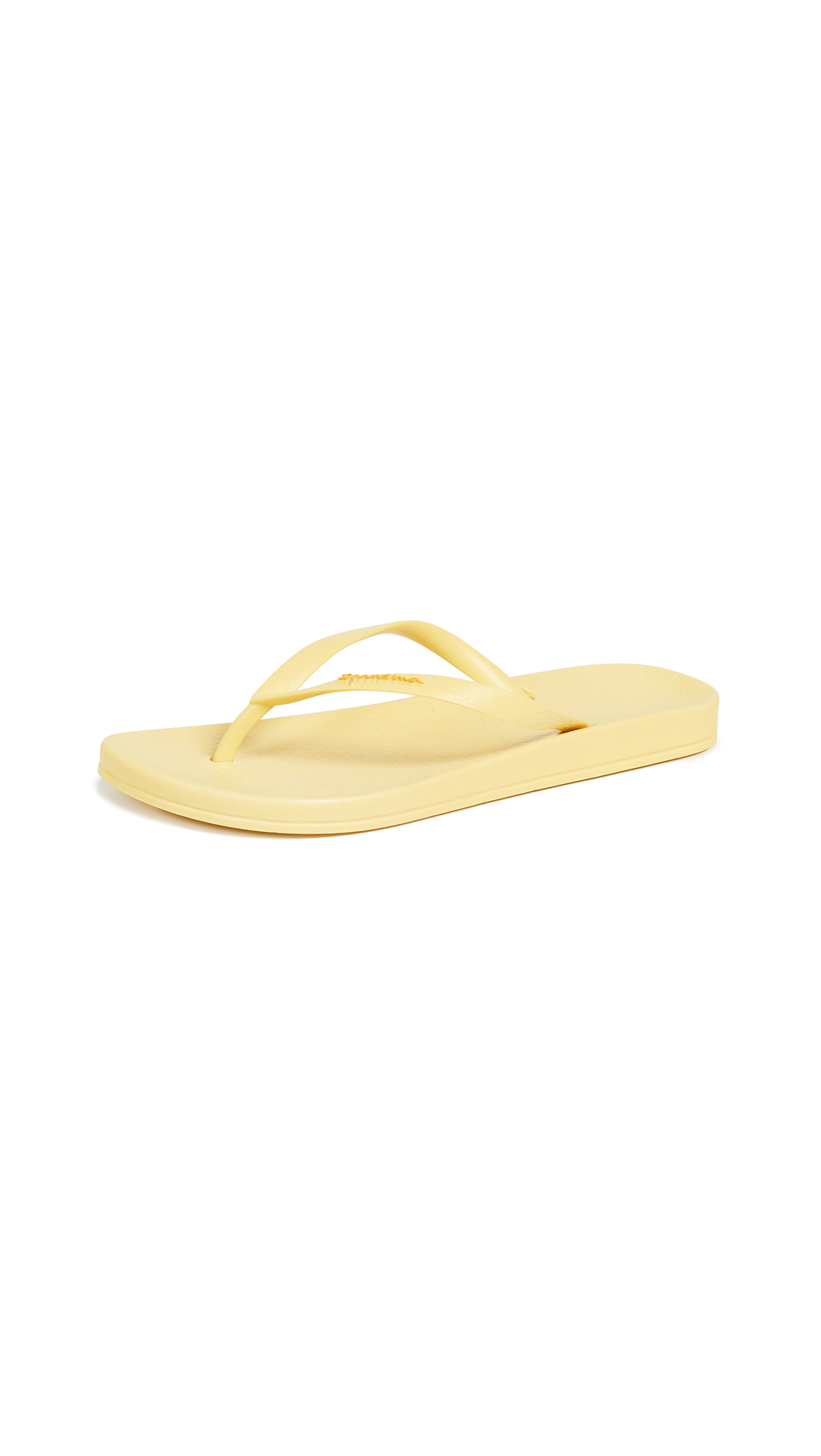Ipanema Ana Colors Flip Flops - Light Yellow