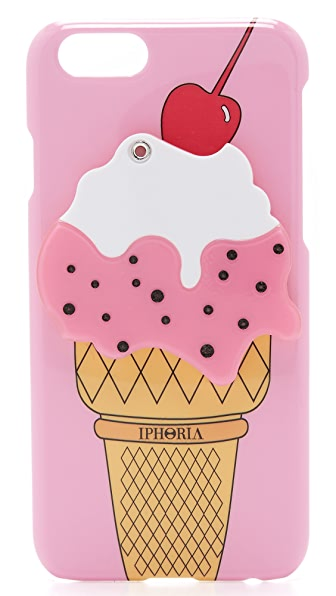 iphoria mirror ice cream iphone 6 case shopbop use code treat20 extra 20 off select sale styles. Black Bedroom Furniture Sets. Home Design Ideas