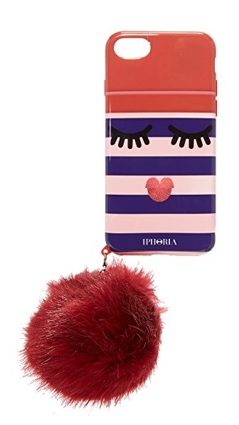 Iphoria Monster Golden Stripes iPhone 7 Case
