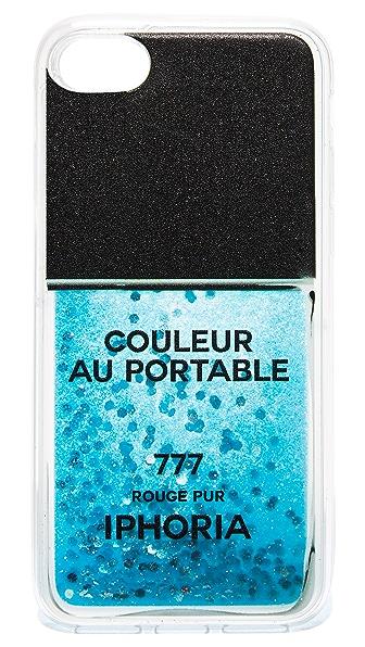Iphoria Liquid Ocean iPhone 7 Case - Blue