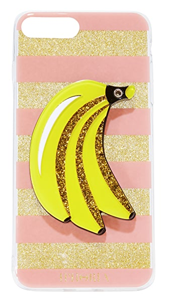 Iphoria Rose Bananas Mirror iPhone 7 Plus Case