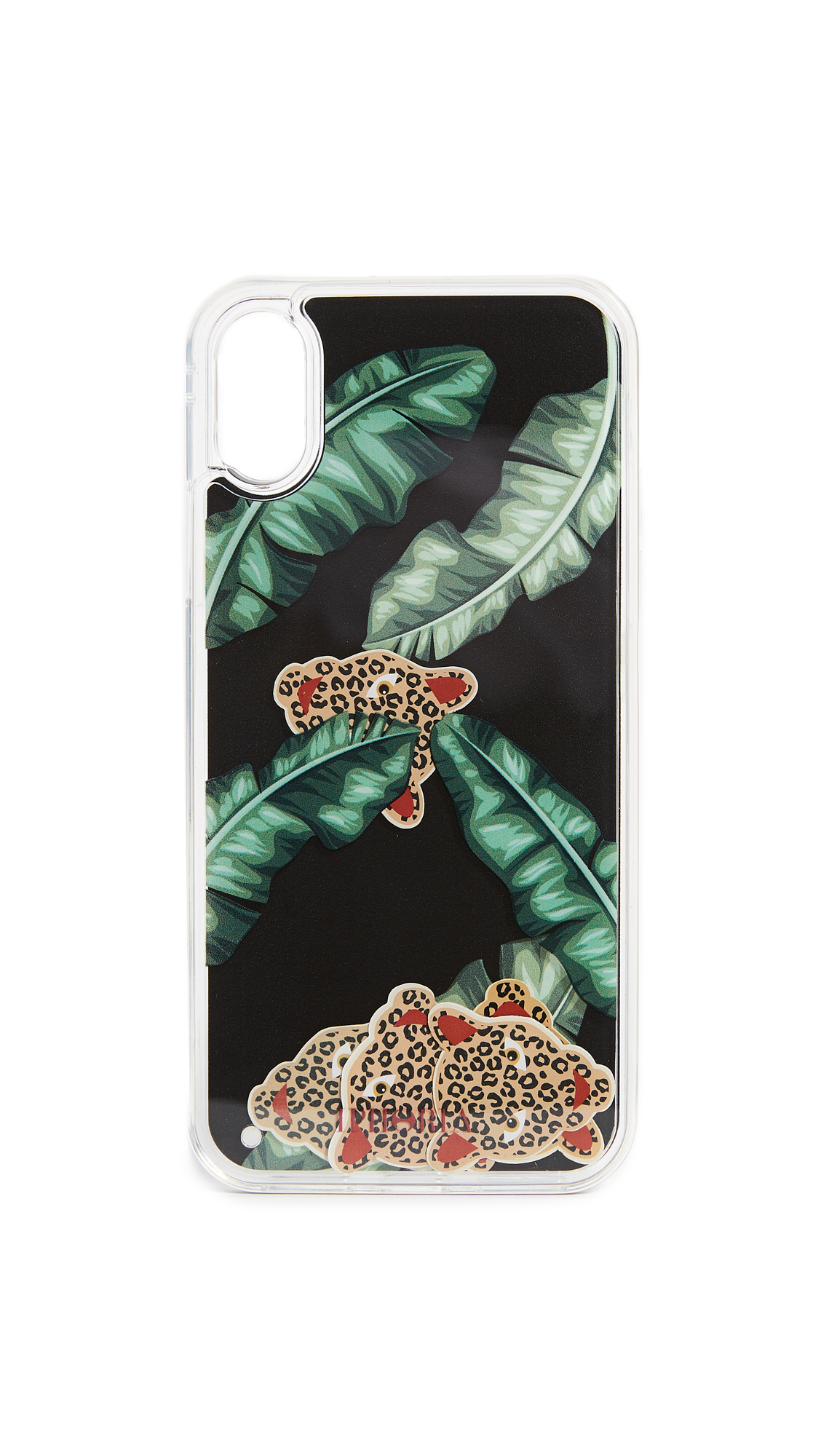 Iphoria Jungle Black iPhone X Case