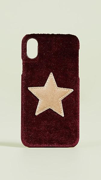 Iphoria Velvet iPhone X Case