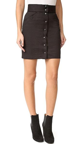 IRO.JEANS Bahama Denim Skirt