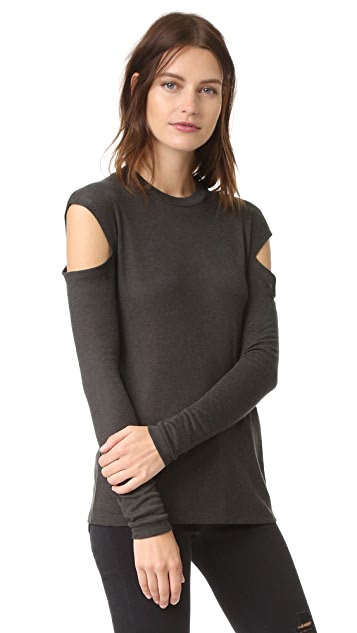 IRO.JEANS Kassis Cold Shoulder Tee