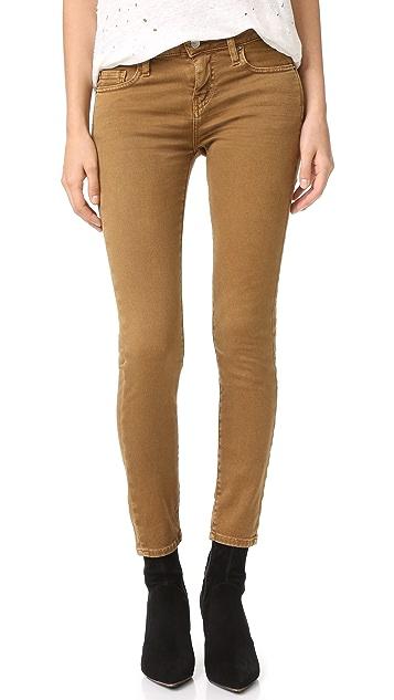 IRO.JEANS Jarodcla Low Rise Crop Jeans